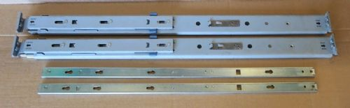 HP ProLiant ML370 G2 G3 Rack Mount Rails Kit Inners & Outers 232180-001